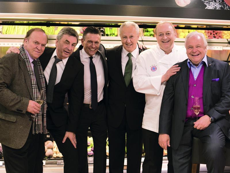 Galeria gourmet award am marienplatz mit bobby br uer - Chef gourmet 4000 ...