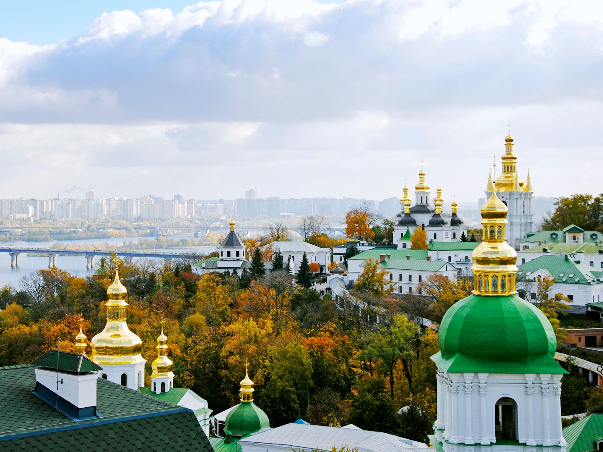 Kiew – die ukrainische Hauptstadt erfindet sich neu - Gourmino Express