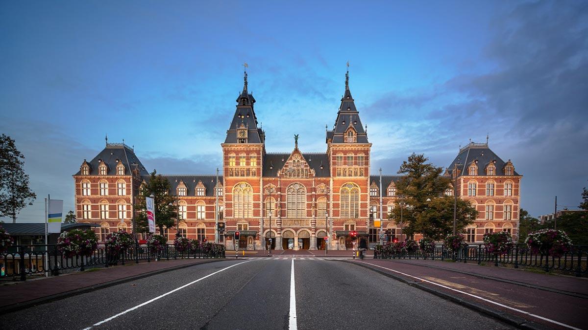 Das Rijksmuseum in Amsterdam: Über 2,2 Millionen Besucher bestaunen etwa 8000 Exponate