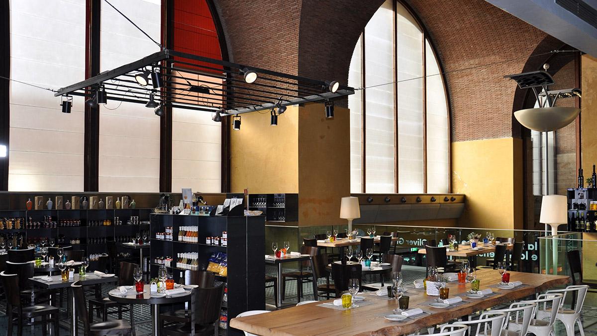 Il Mercado Centrale Oliver Glowig: Bestes Bahnhofsrestaurant Italiens. Foto WR
