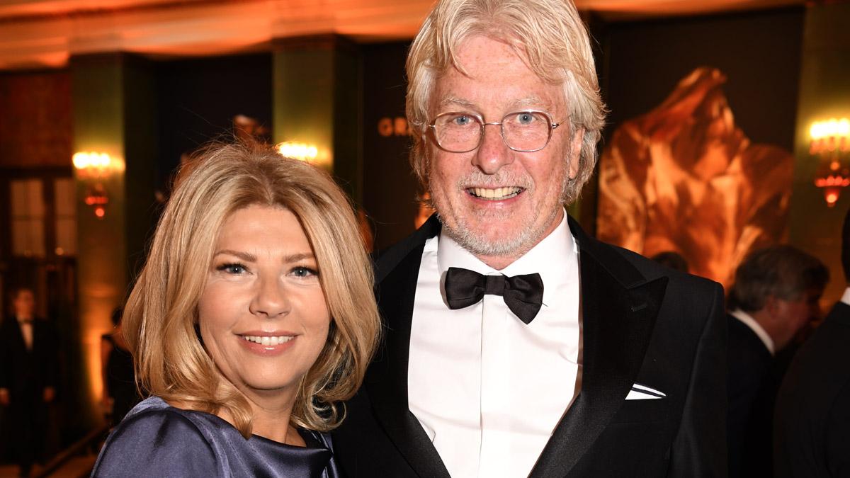 Helmut von Finck und seine Verlobte Kerstin Brieskorn. Foto Paul Schirmhofer