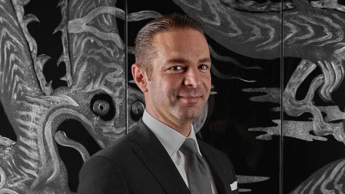 Norman Mark ist neuer Direktor im Patrick Hellmann Schlosshotel