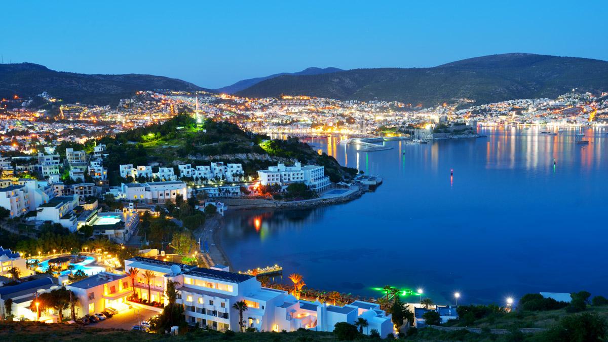 Bodrum – eine der schönsten Urlaubsadressen in der Türkei.
