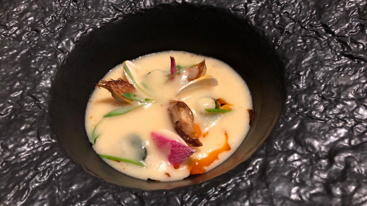 "winter""tom kha gai"". Foto HvF"