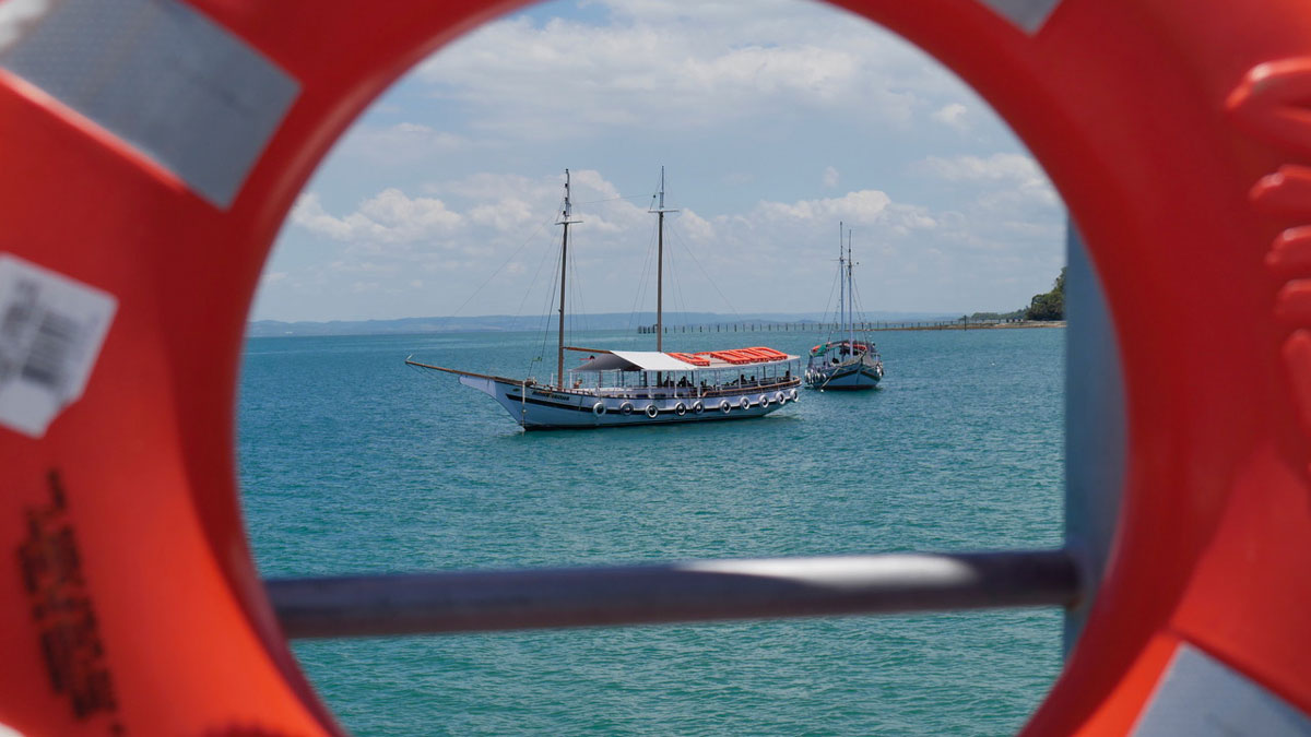 Die Ilha dos Frades liegt eine Stunde von Salvador entfernt