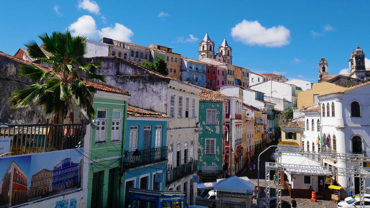 Altstadt von Salvador