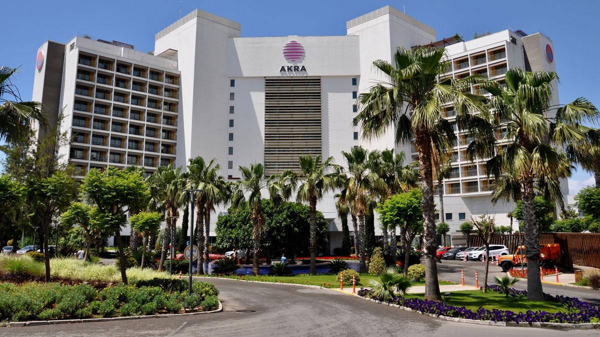 AKRA – das beste Hotel in Antalya.