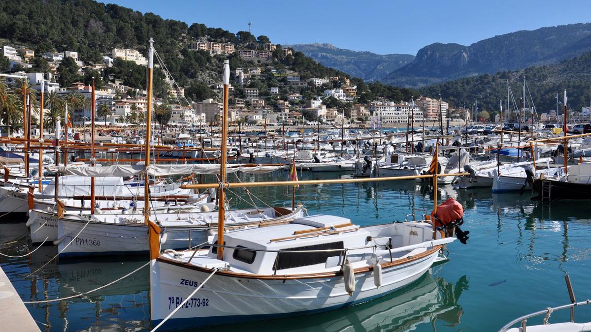 Port de Sóller: Immer einen Kurztrip wert. Foto HvF