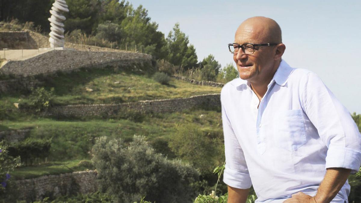 Visionär und erfolgreicher Weinproduzent: Prof. Dr. rer. nat. Michael Popp. Foto Castell Miquell