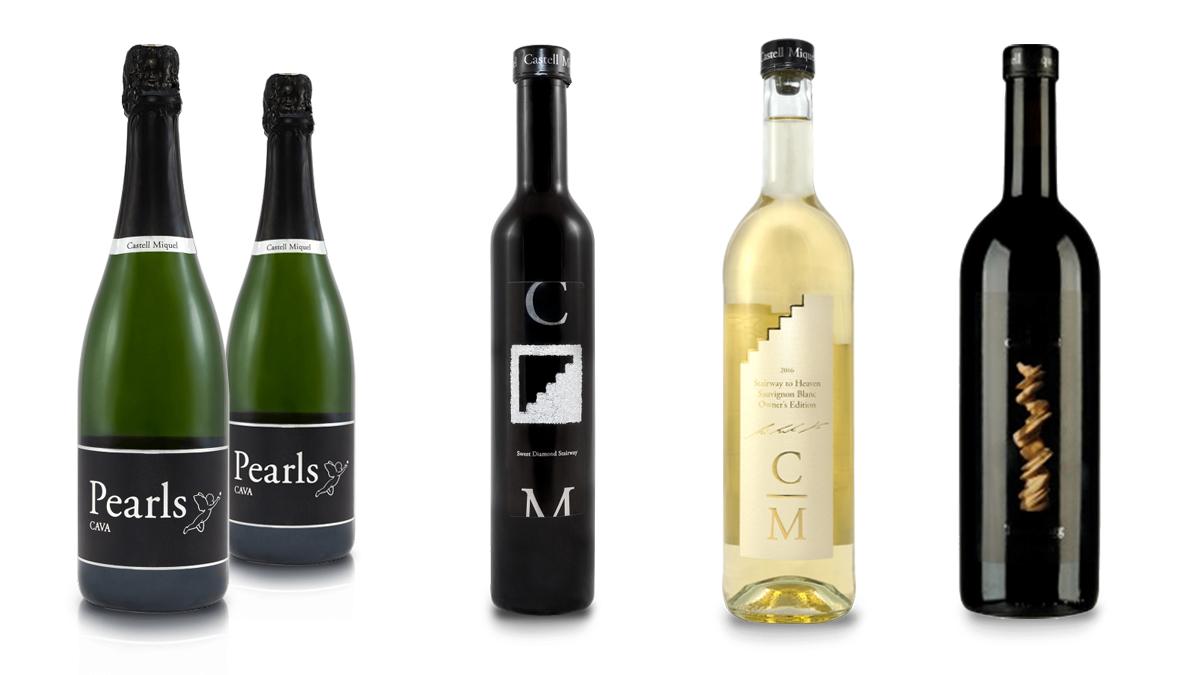 Castell Miquel: Das Wein-Sortiment gehört zur mallorquinischen Spitze Foto Castell Miquel
