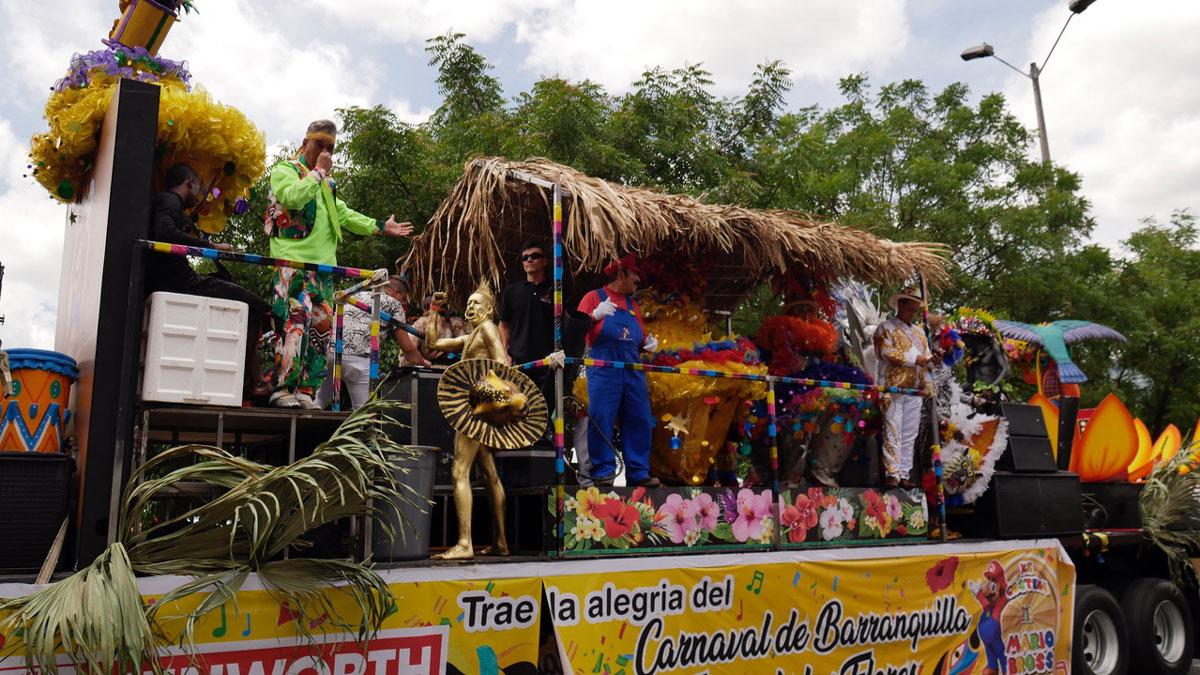 Party des Jahres in Medellin: Die Feria de los Flores