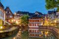 """Romantik pur: Maison des Tanneurs, die """"Gerwerstub"""" im Stadtteil Petite France."""