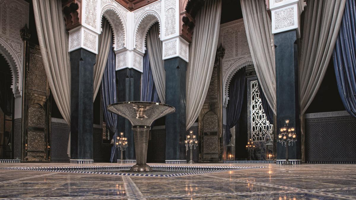 Royal Mansour: Luxus pur für 2000 Euro die Nacht. Ohne FZ