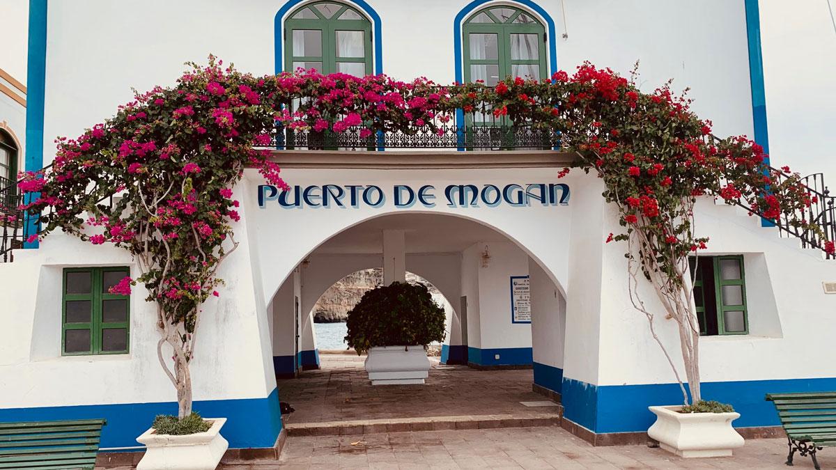 Puerto de Mogan – für mich der schönste Ort auf Gran Canaria Foto WR