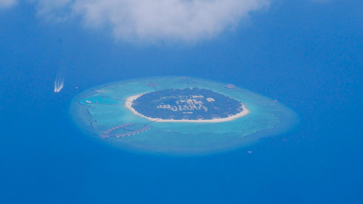 Mit den Wasserflugzeugen erreicht man vom Malé International Airport etwa 40 Inseln und Atolle. Foto: Jürgen Wenzel