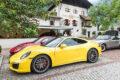Der Hanswirt im Rabland: Meeting Point für Familien, Feinschmecker und Porsche-Fahrer. Foto Hanswirt